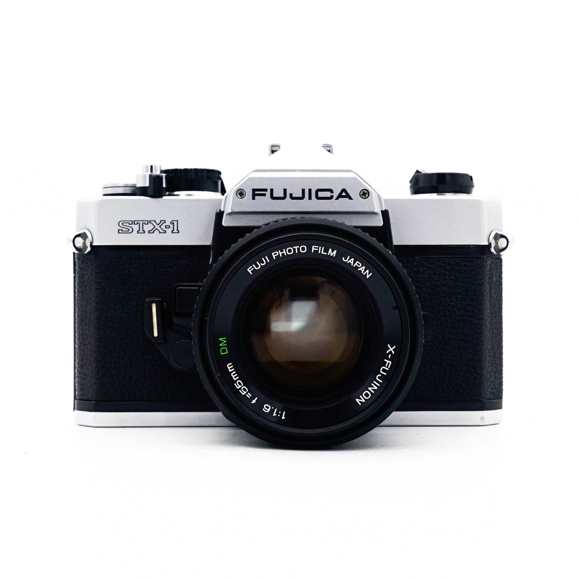Fujica STX-1 SLR Camera with Fujinon 55mm f/1.6 Lens