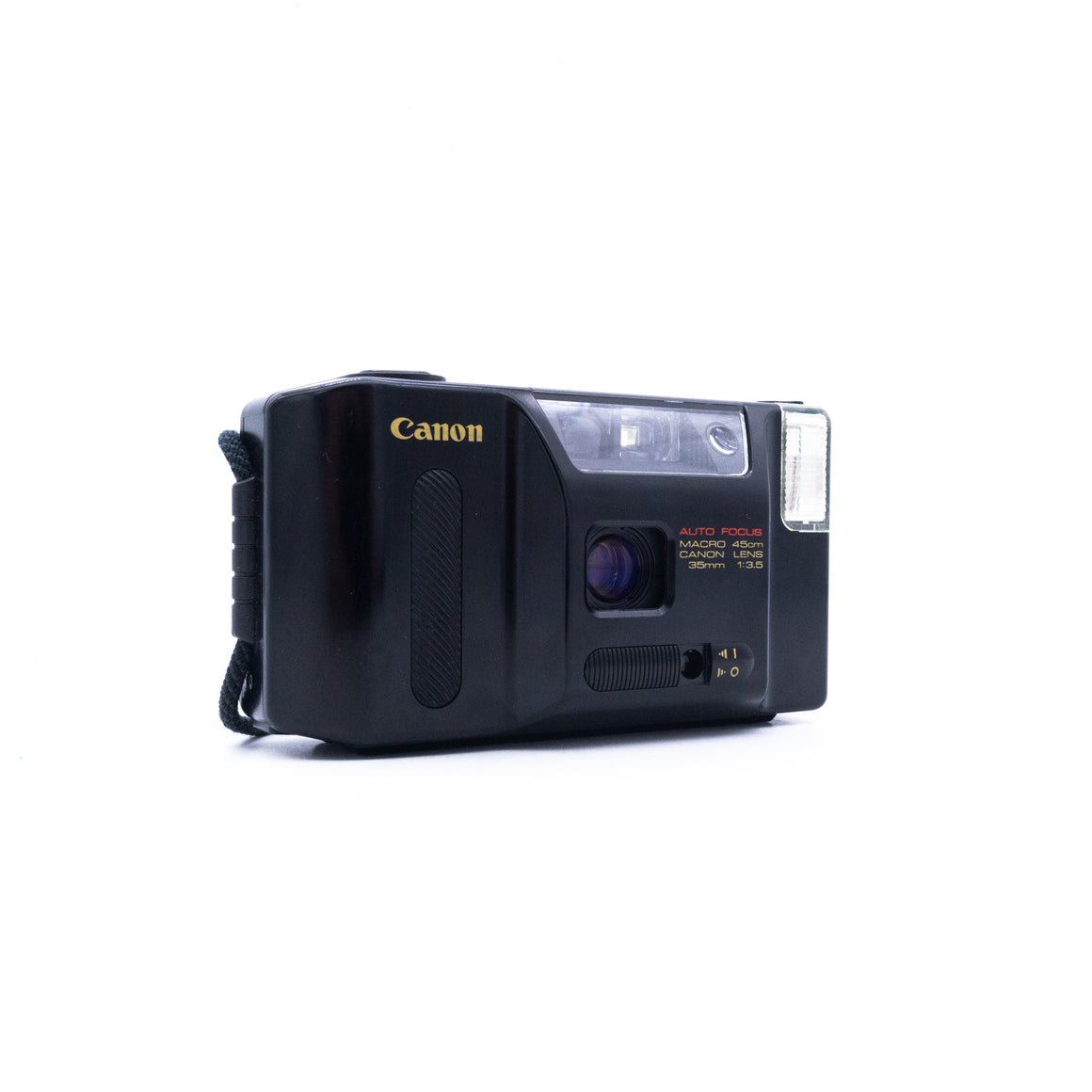 Canon Sprint Point & Shoot Camera with Canon 35mm f/3.5 Lens