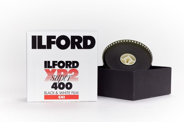 ILFORD XP2 SUPER BULK 100FEET LENGTH FILM
