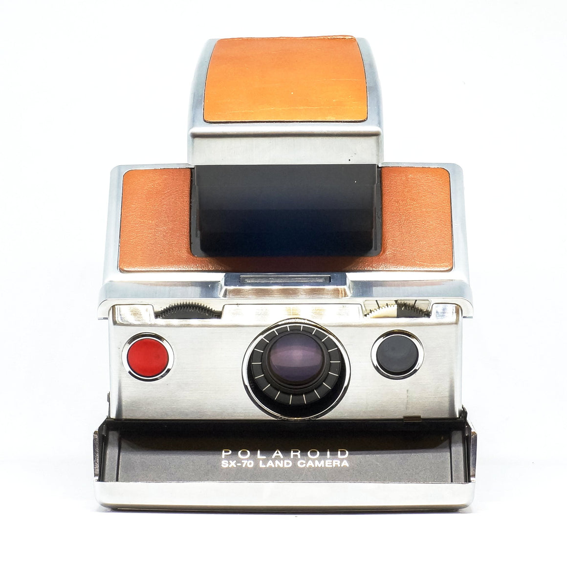 Polaroid SX-70 Land Instant SLR camera