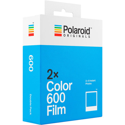 Polaroid Originals 600 Colour Film - Double Pack
