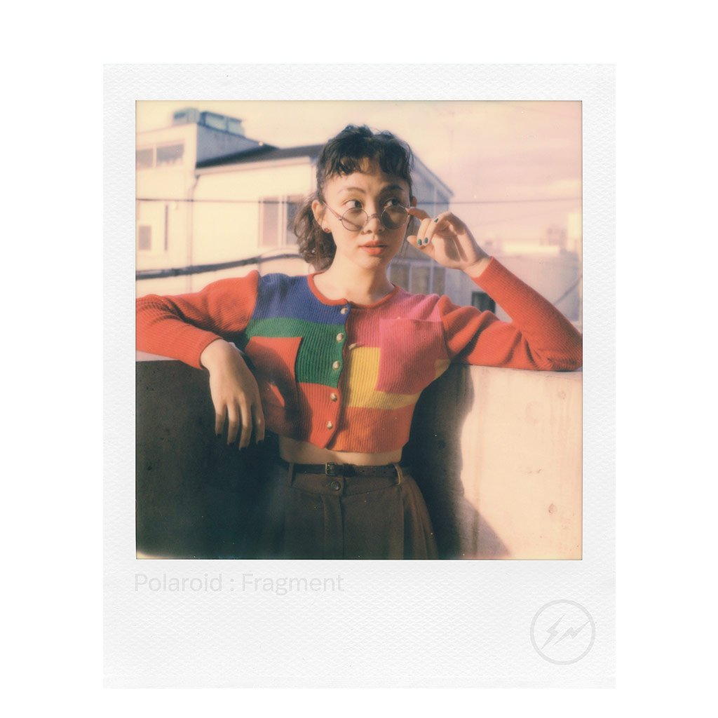 Polaroid Originals 600 Colour Film Fragment Edition