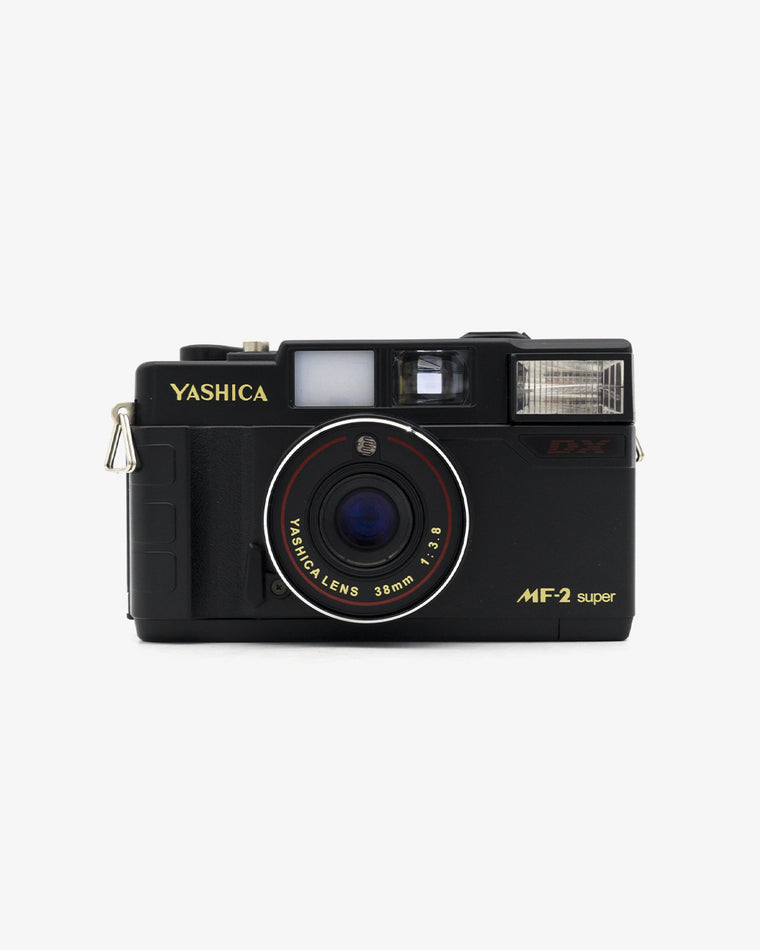 Yashica MF-2 Super 35mm Point & Shoot Camera with 38mm f/3.8 lens NEW IN BOX! - Pre-Order!