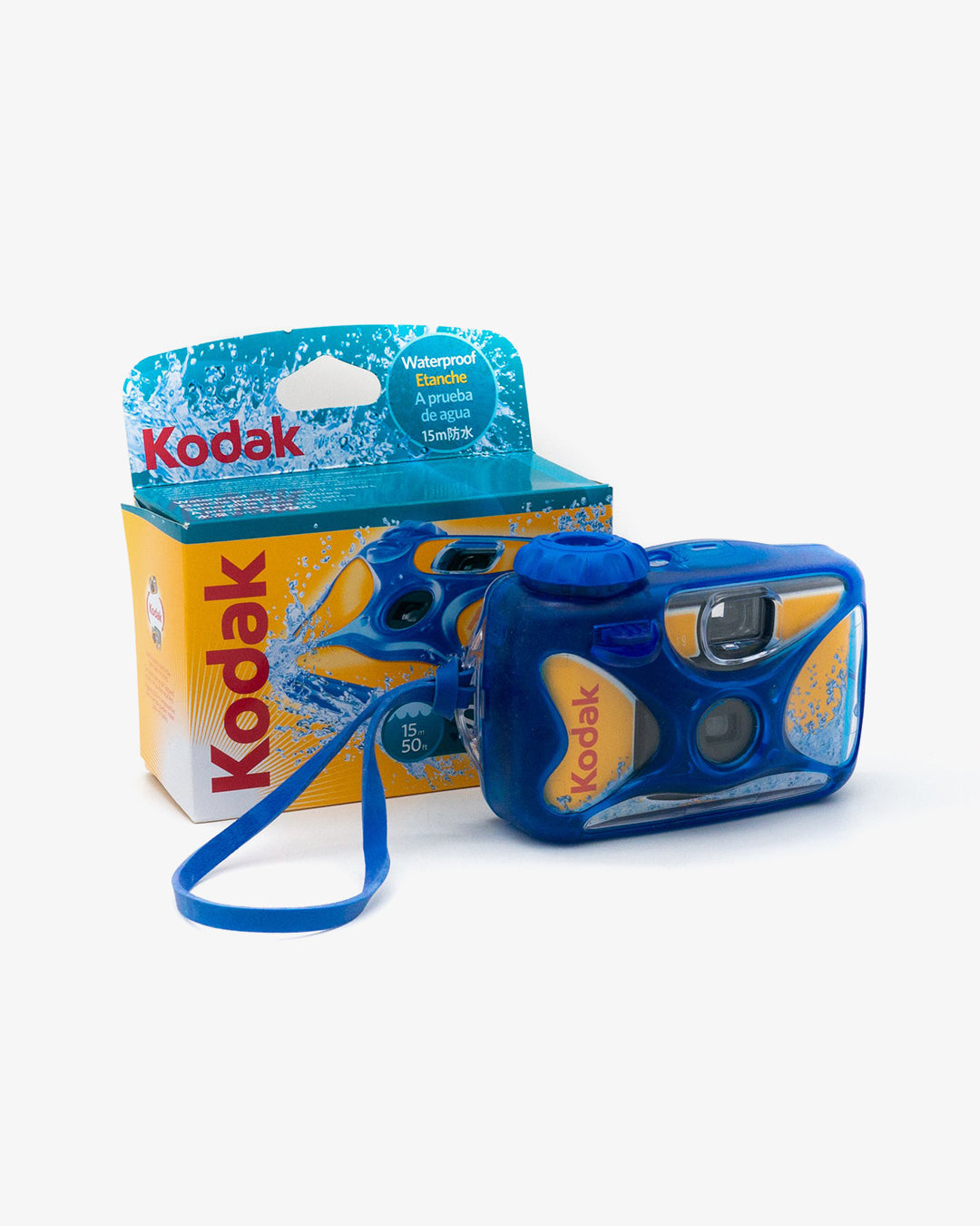 Kodak Sport Waterproof Disposable Camera (35mm, 27 exp.)