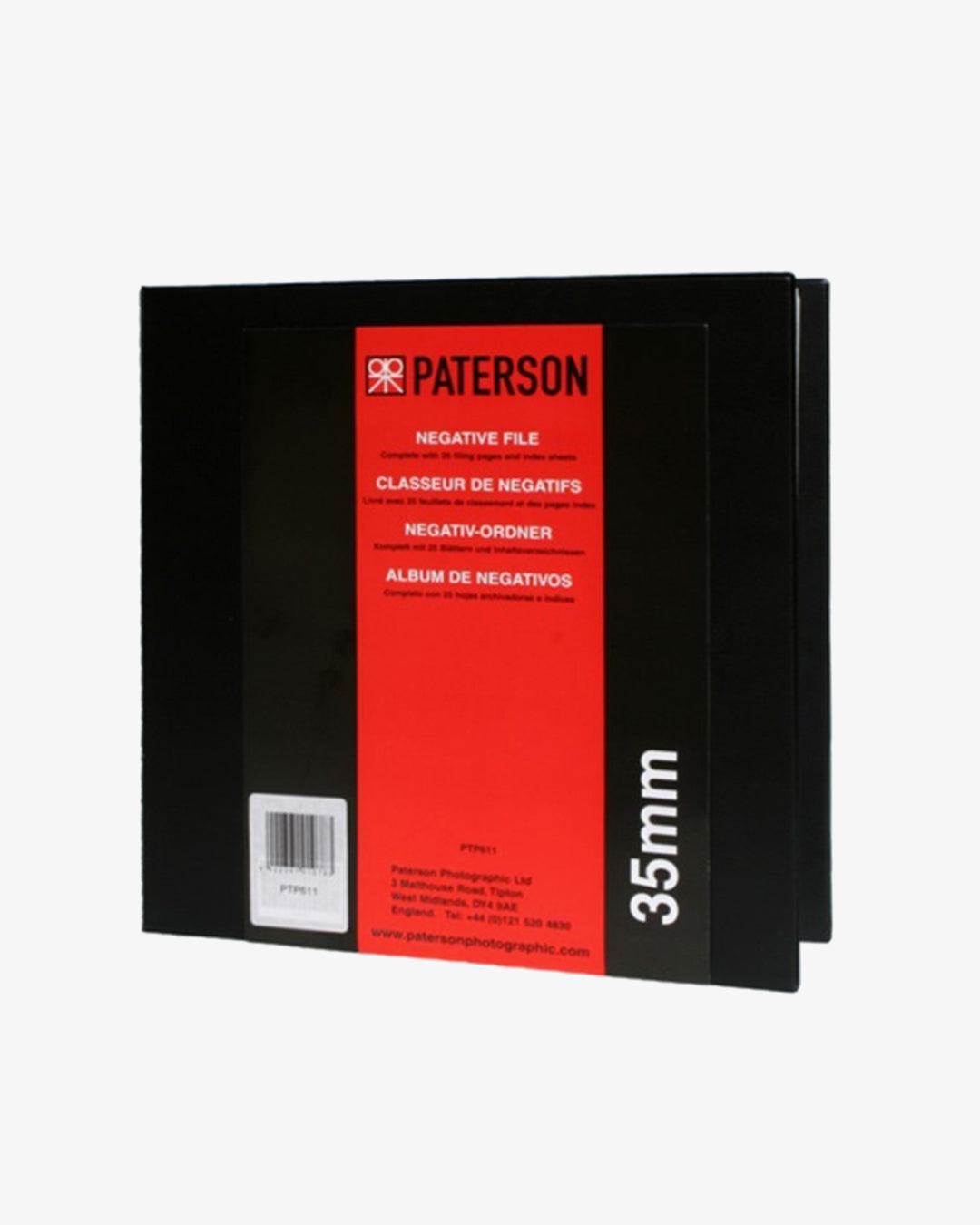 Patterson 35mm Film Folder