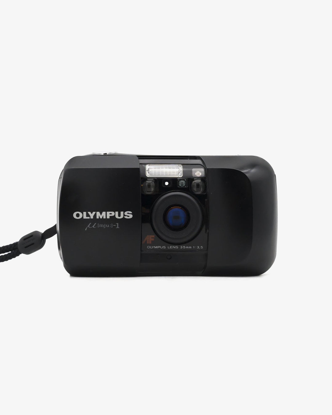 Olympus Infinity Stylus Epic Mju 1 point and shoot with 35mm f/2.8 lens (Flash not working)