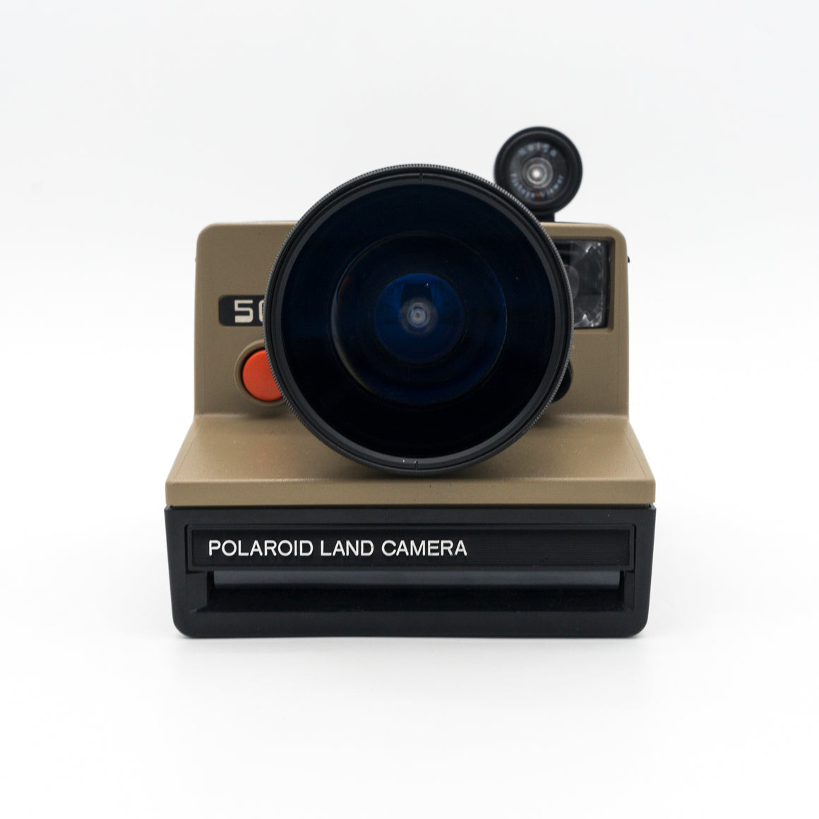 Polaroid LC 500 Instant Camera with Fisheye Lens