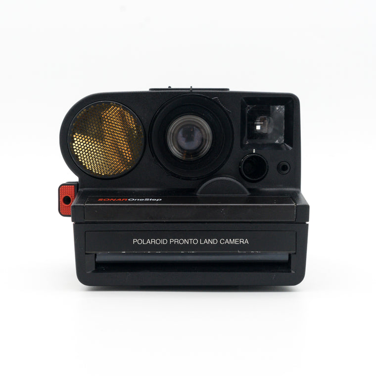 Polaroid Pronto Land Camera (Autofocus OneStep)