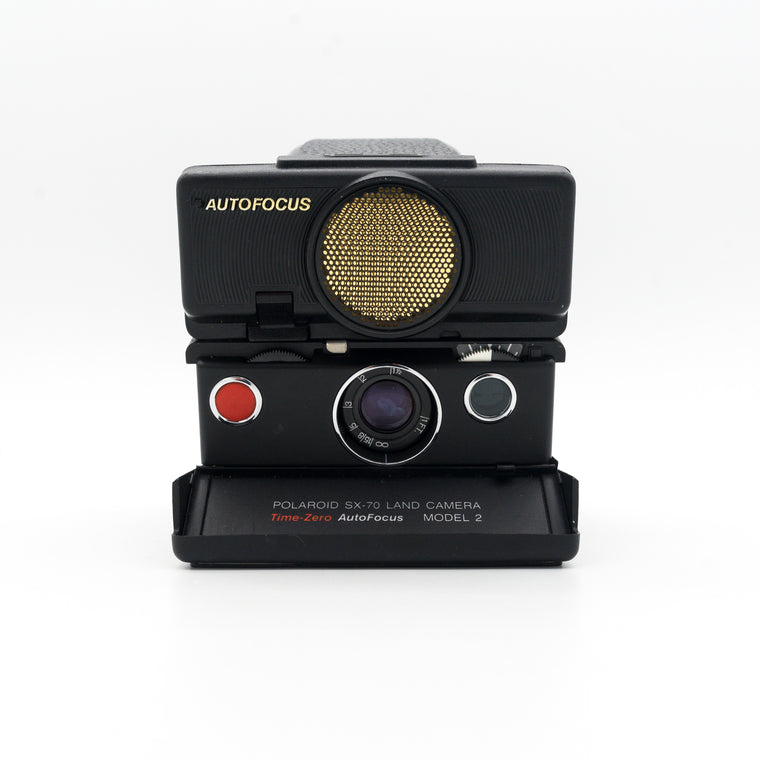 Polaroid SX-70 Autofocus Model 2 Instant Camera