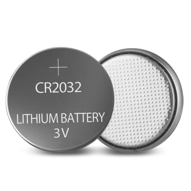 CR2032 3V 220mAH LITHIUM BUTTON CELL