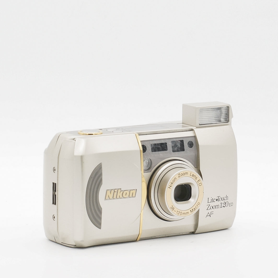 Nikon Lite Touch Zoom 120ED - 35mm Point and Shoot Camera