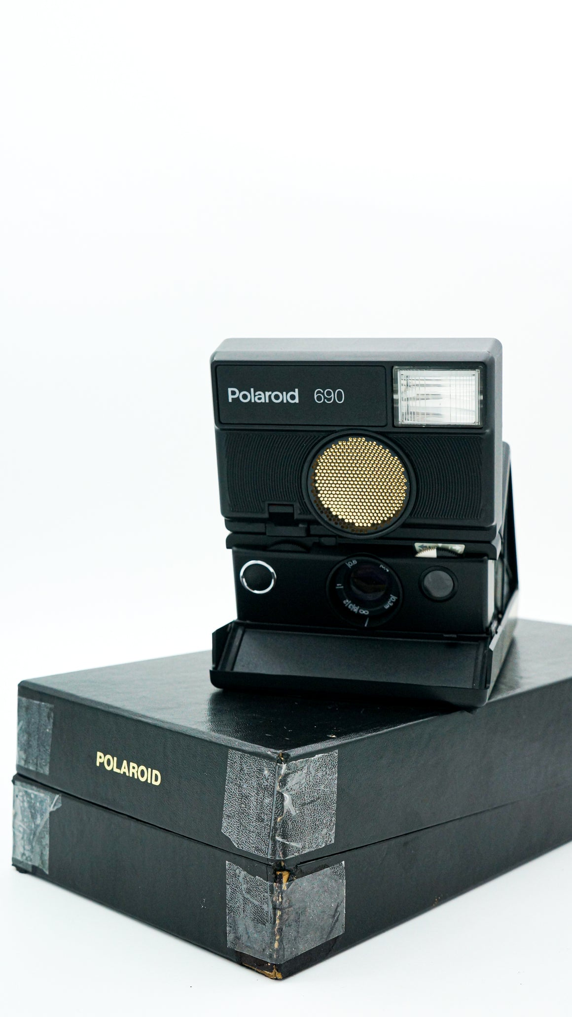 Polaroid SLR 680 Autofocus Instant Camera with Original box