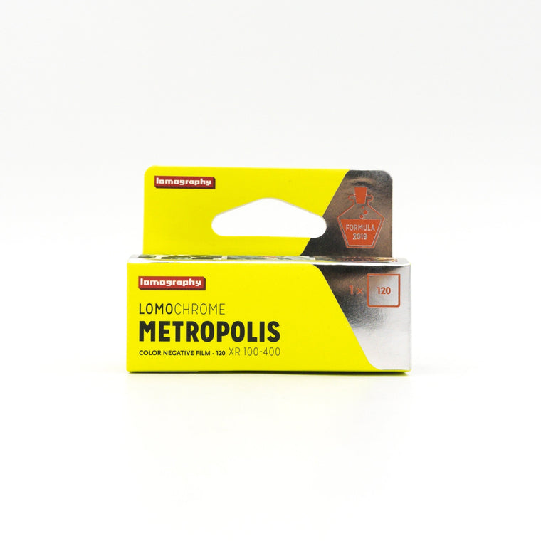 Lomography LomoChrome Metropolis Color Negative Film(120)