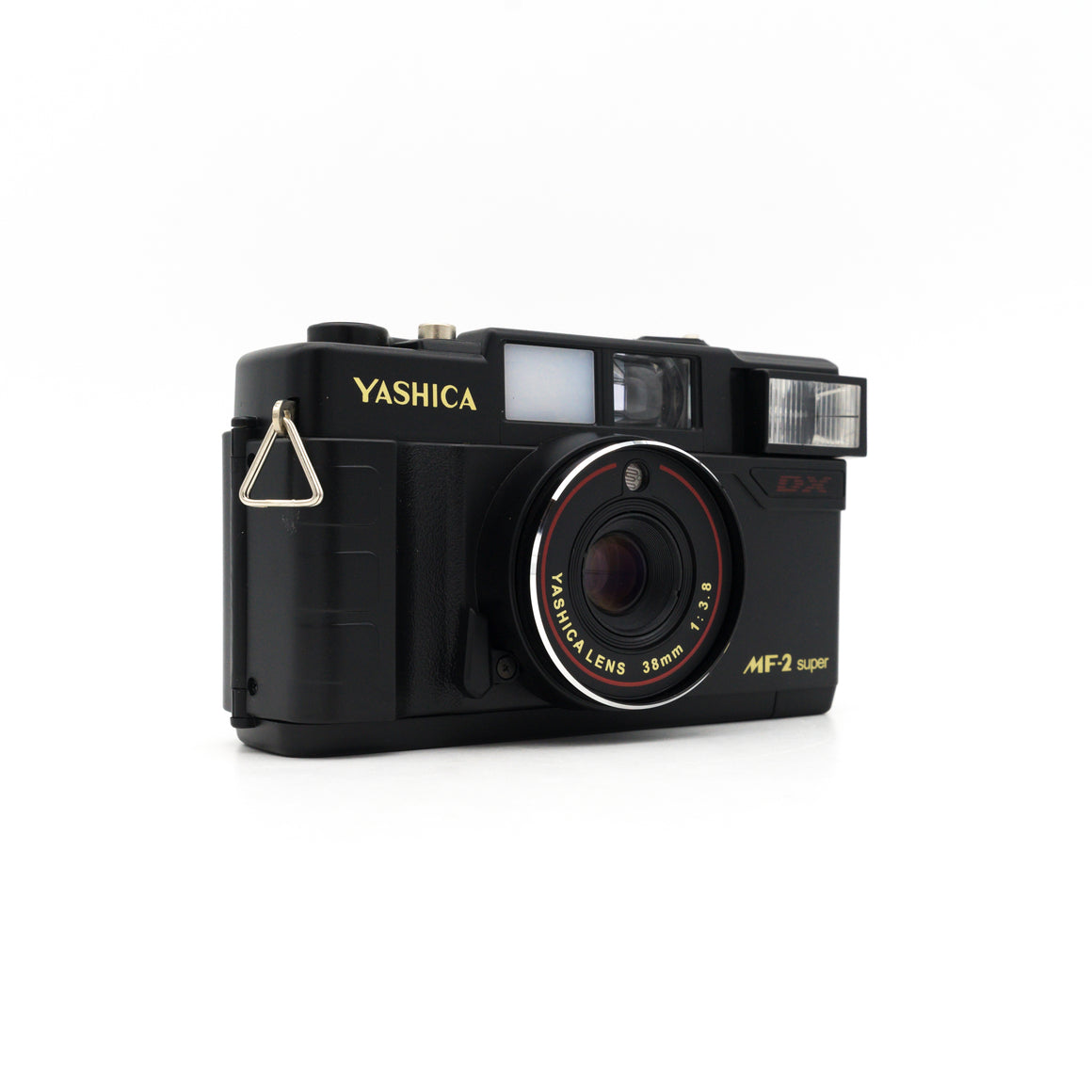 Yashica MF-2 Super 35mm Point & Shoot Camera with 38mm f/3.8 lens NEW IN BOX!