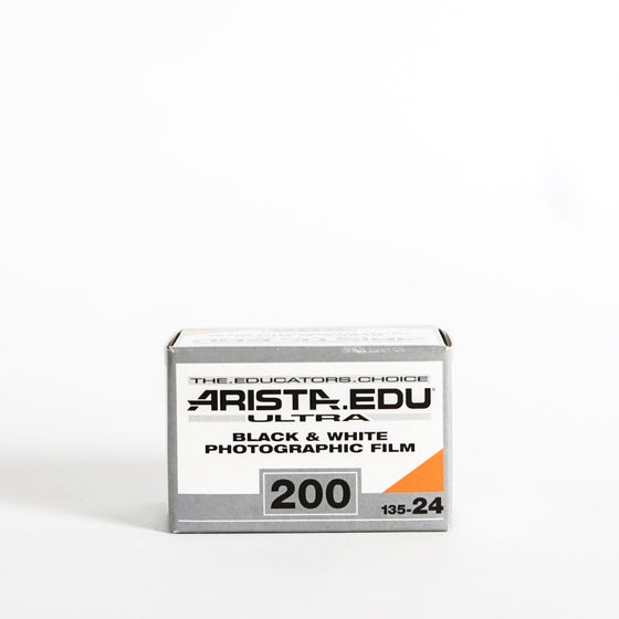 Arista EDU Ultra 200 Black and White Negative Film 35mm film