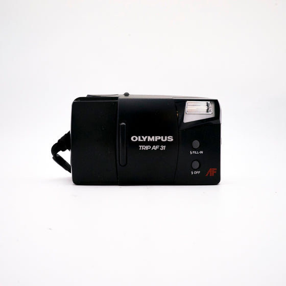 Olympus Trip AF 31 Point & Shoot Camera with 34mm f/5.6 Lens