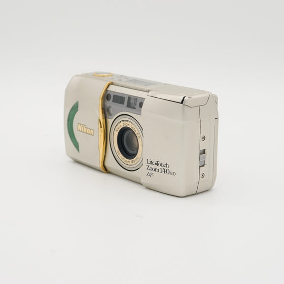 Nikon Lite Touch Zoom 140ED - 35mm Point and Shoot Camera