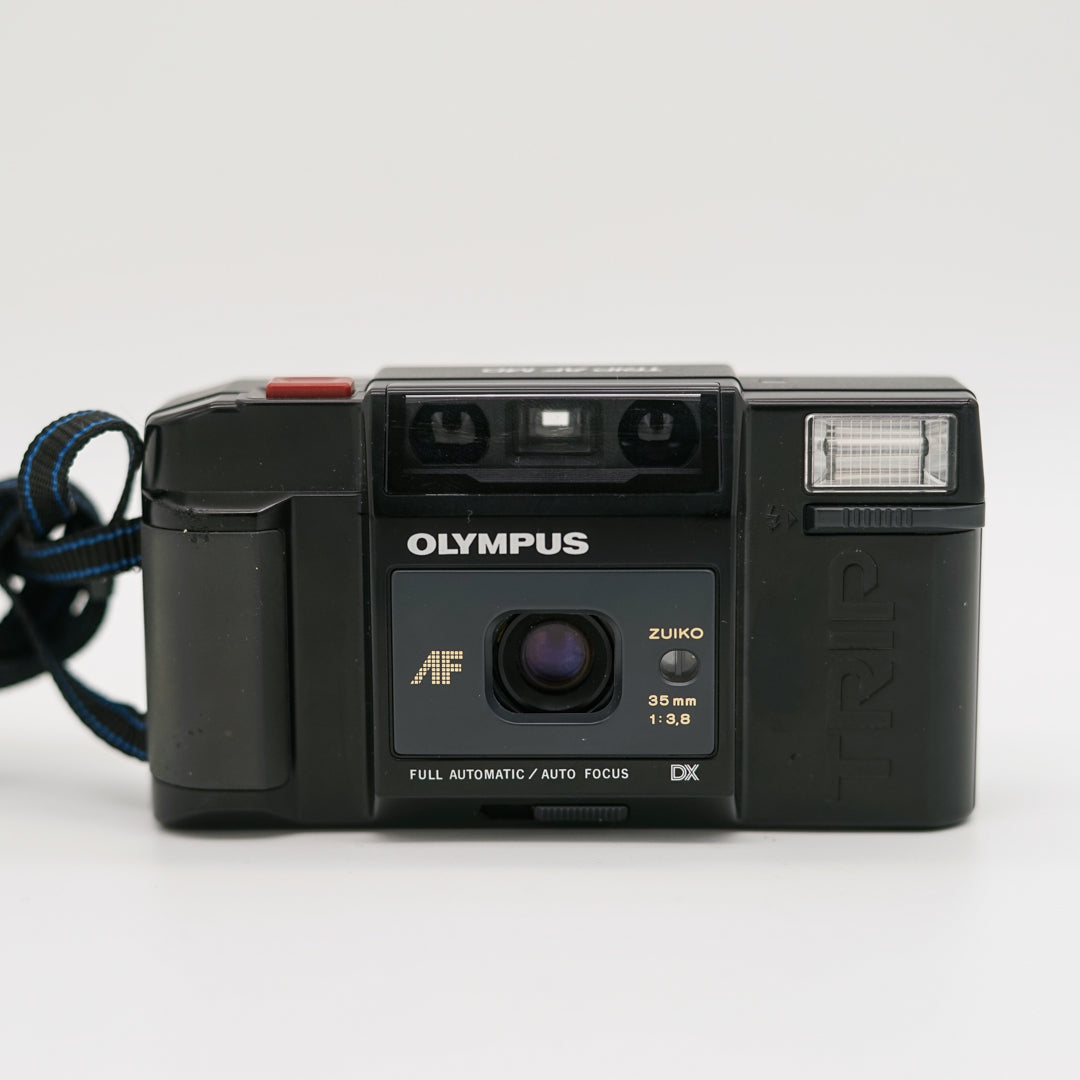 Olympus TRIP AF MD Point and Shoot Camera
