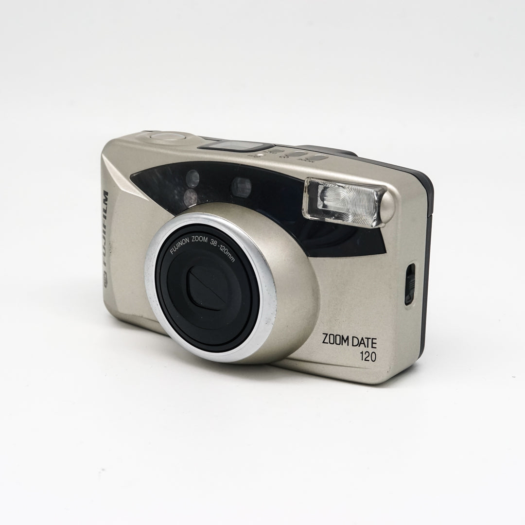 Fujifilm Zoom Date 120 Point and Shoot camera