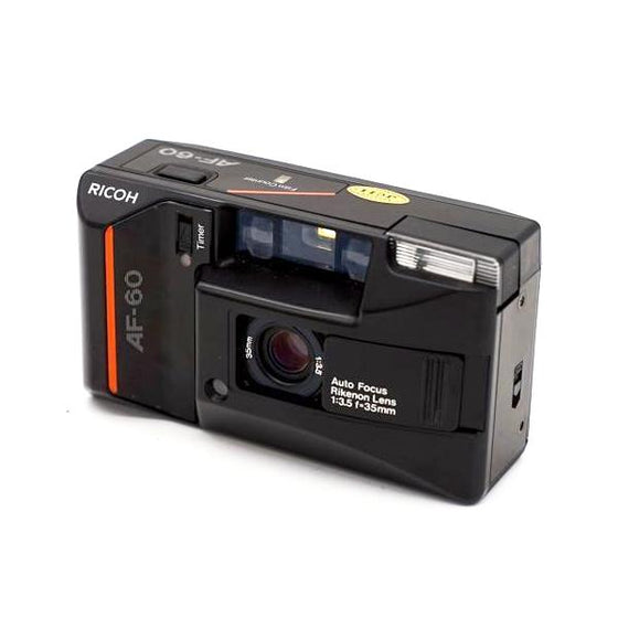 Ricoh AF60 Auto Focus 35m Point and Shoot camera