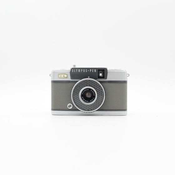 Olympus Pen EE EL Half-Frame Point & Shoot Camera with 28mm f/3.5 Lens