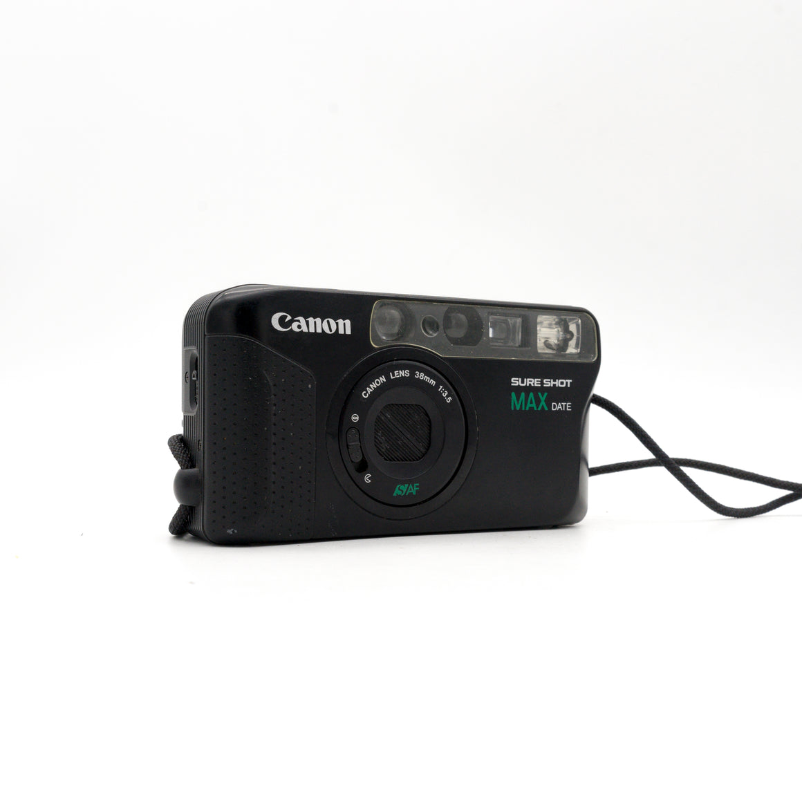 Canon Sure shot Max date Point & Shoot Camera with 38mm f3.5