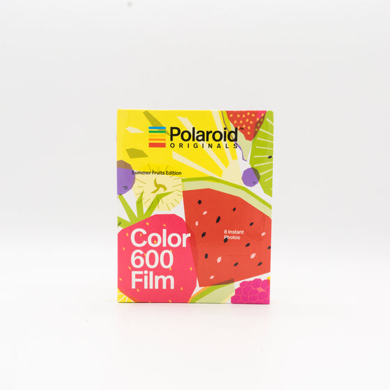 Polaroid Originals - Color 600 Film Summer Fruits Edition