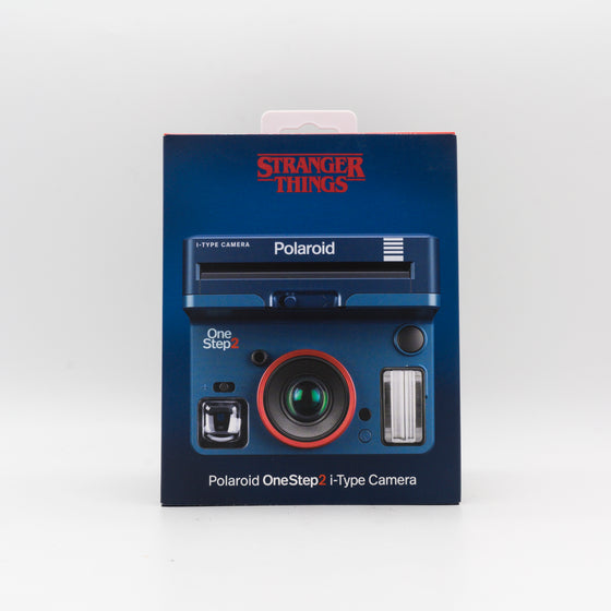 Polaroid OneStep2 Viewfinder i-Type Camera Stranger Things Edition