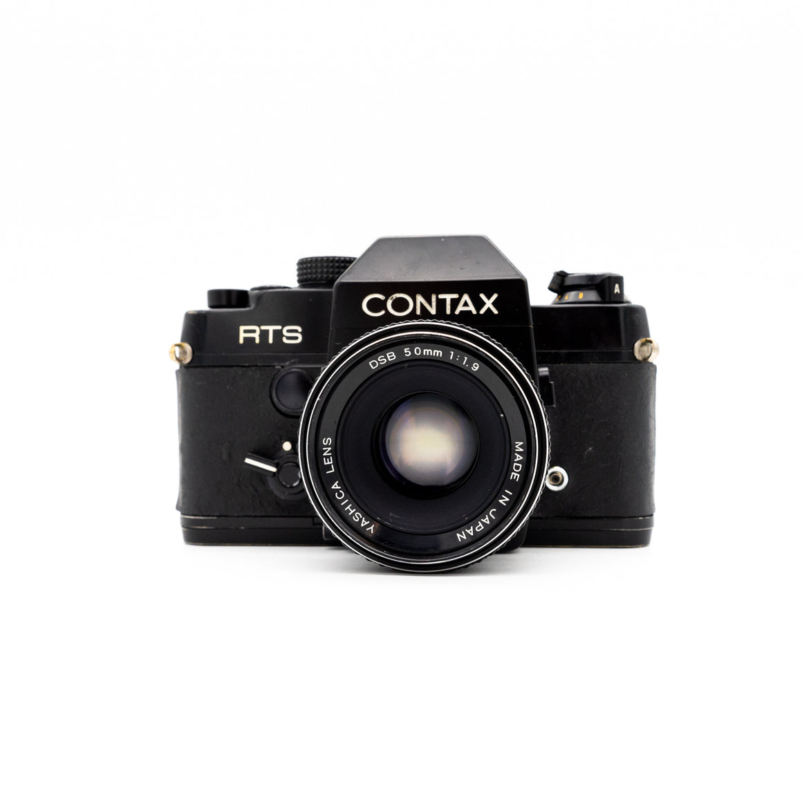 Contax RTS 35mm SLR with 50mm f1.9