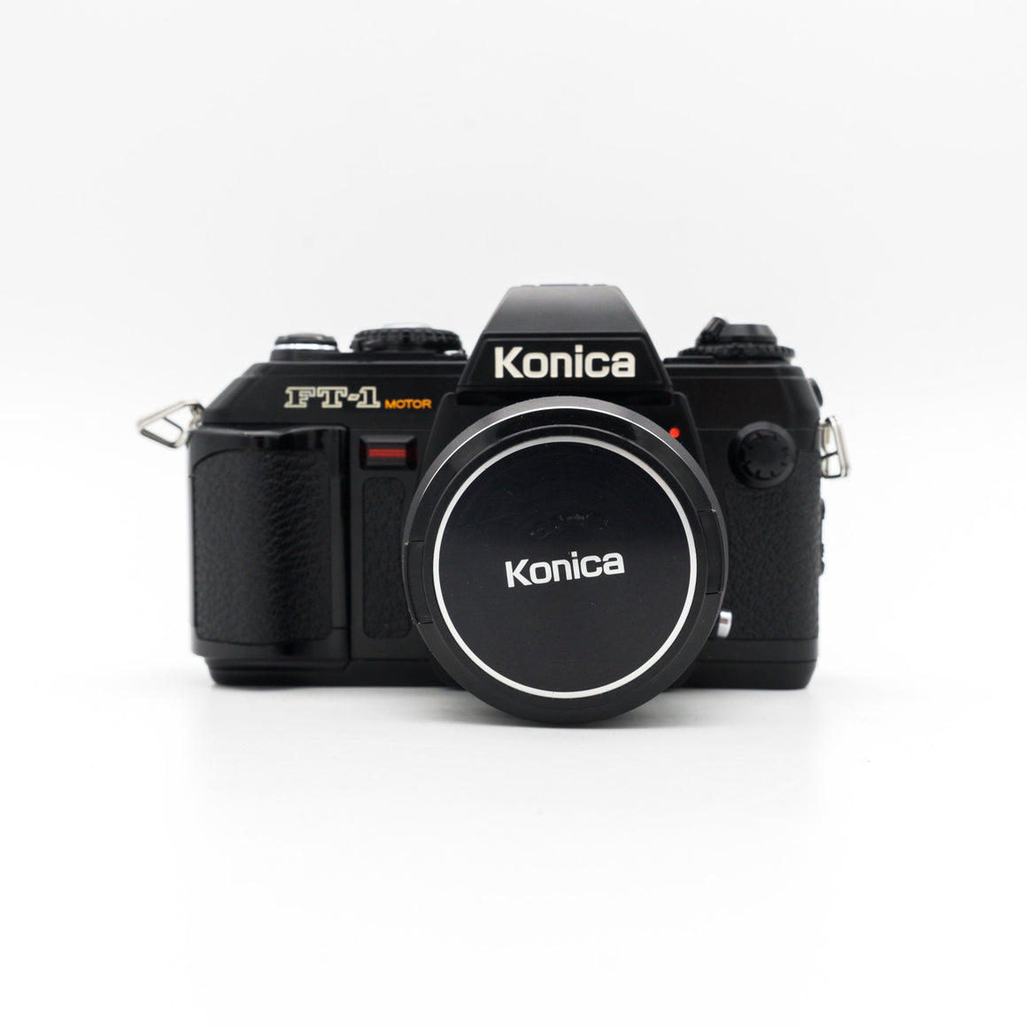 Konica FT-1 35mm SLR camera with 50mm f1.4 lens