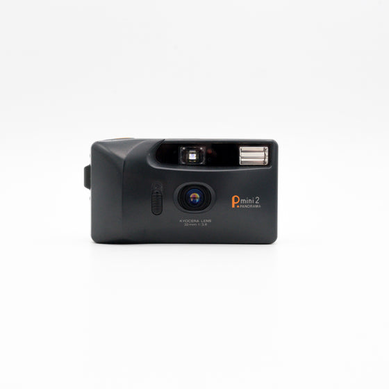 Kyocera p.mini2 Panorama Point & Shoot Camera with 32mm f/3.8 Lens