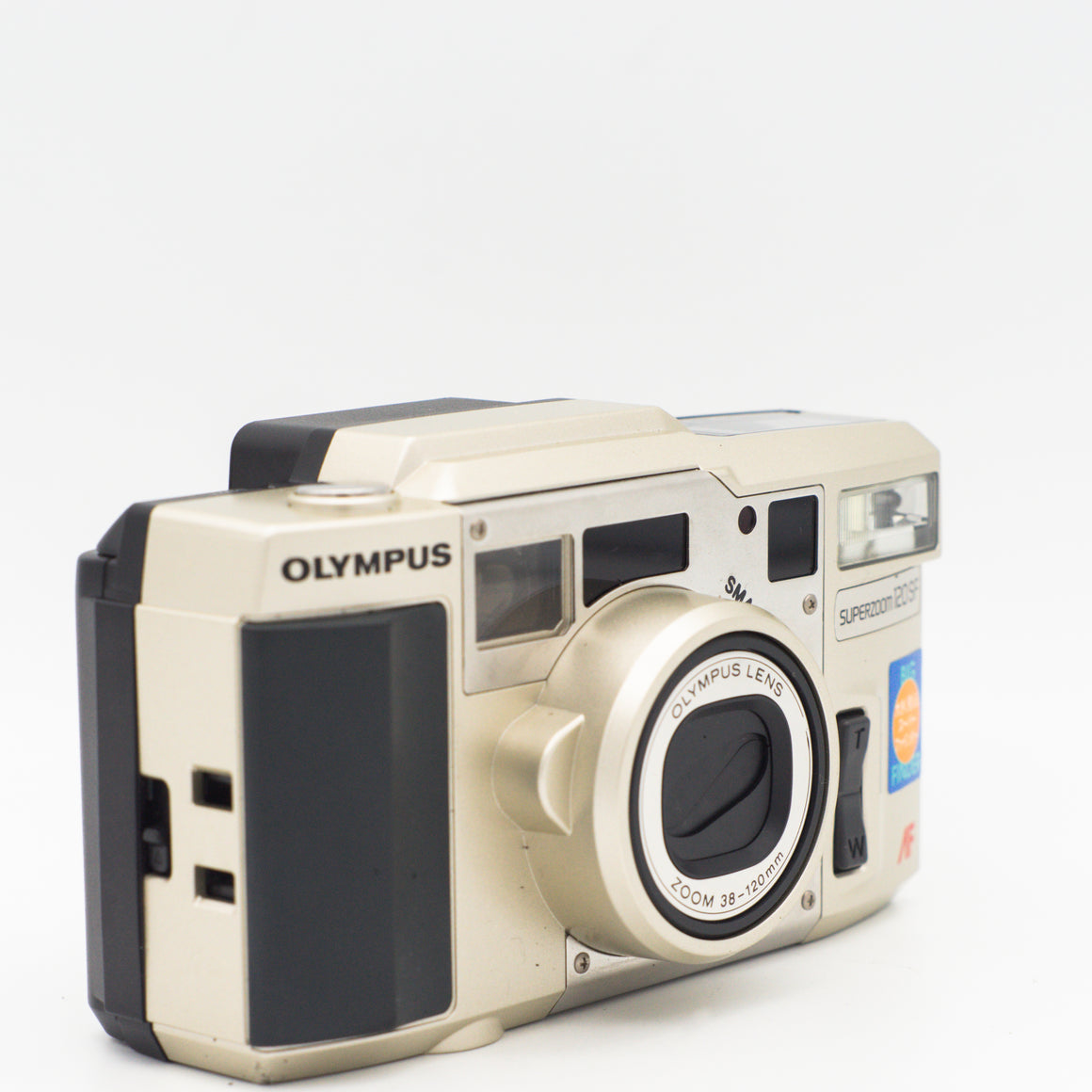 Olympus Superzoom 120SF 38-120mm Point and Shoot Camera