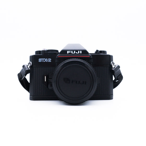Fuji STX-2 SLR Camera with Fuji 50mm f/1.9 Lens