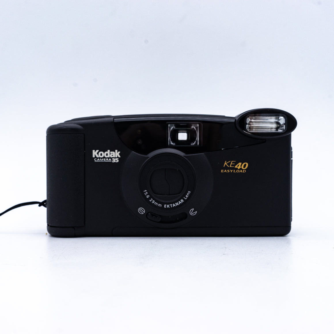 Kodak KE 40 Point and Shoot 35mm Camera with 29mm F5.6 Lens