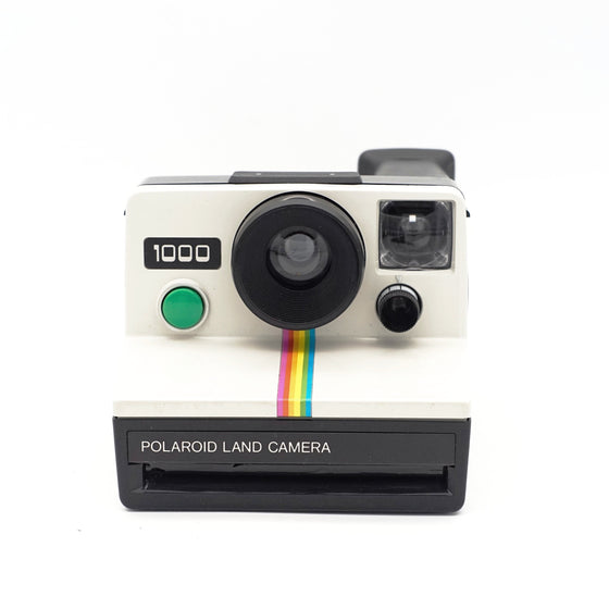 Polaroid SX-70 Instant Point and Shoot camera Rainbow