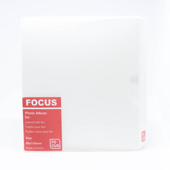 Focus Polaroid Album