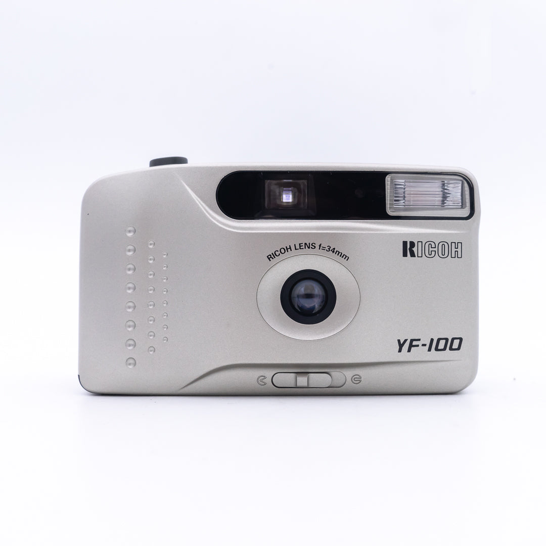 Ricoh YF-100 Point & Shoot Camera with 34mm Lens