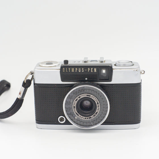 Olympus Pen EE-3 Zone focus half frame 35mm camera