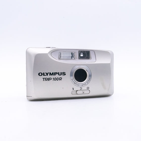 Olympus Trip 100R 35mm Point and Shoot Camera