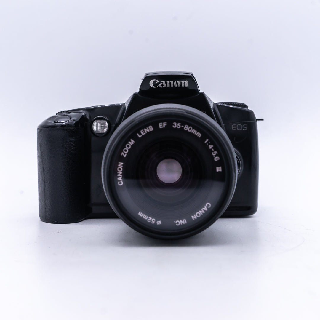 Canon Eos 88 35mm SLR with Ef 35-80mm f4-5.6 Zoom Lens