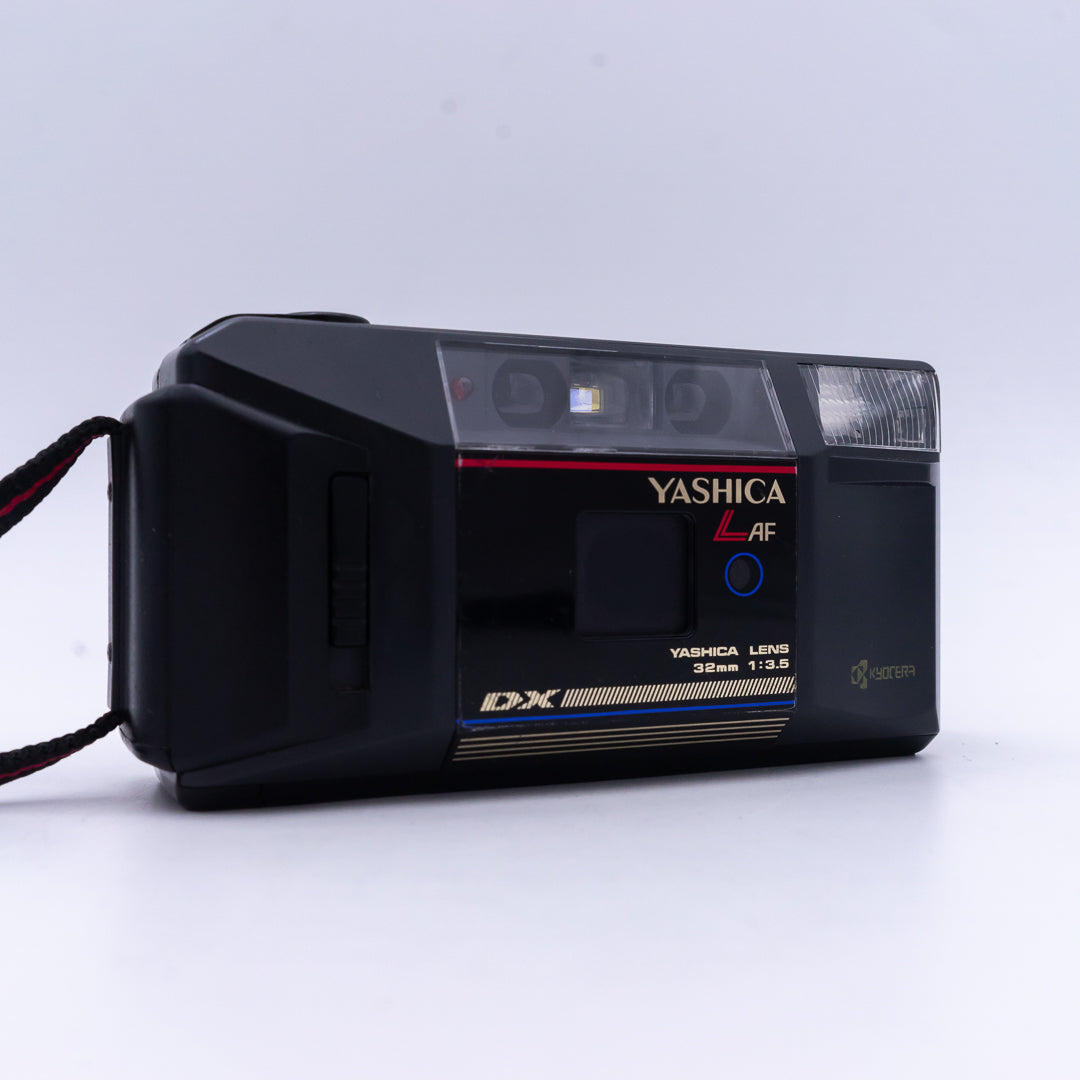 Yashica L AF 35mm Point and Shoot Camera