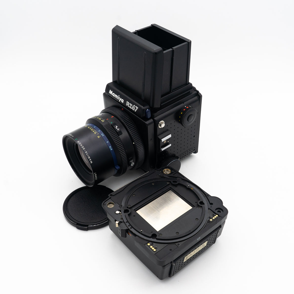 Mamiya RZ67 Medium Format Camera with Mamiya Sekor 90mm f/3.5 Lens