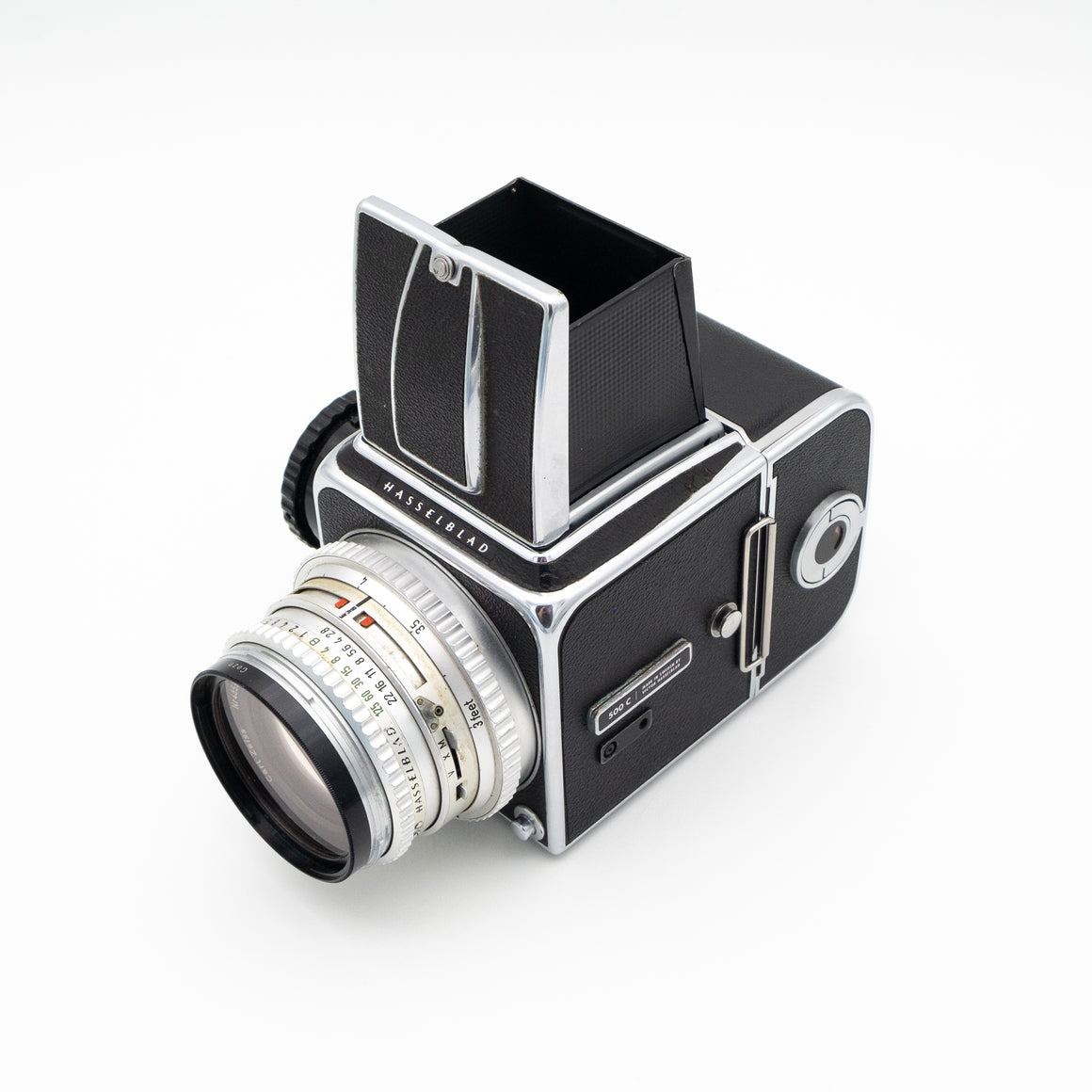 Hasselblad 500 C Medium Format SLR Camera with 80mm f/2.8 Lens