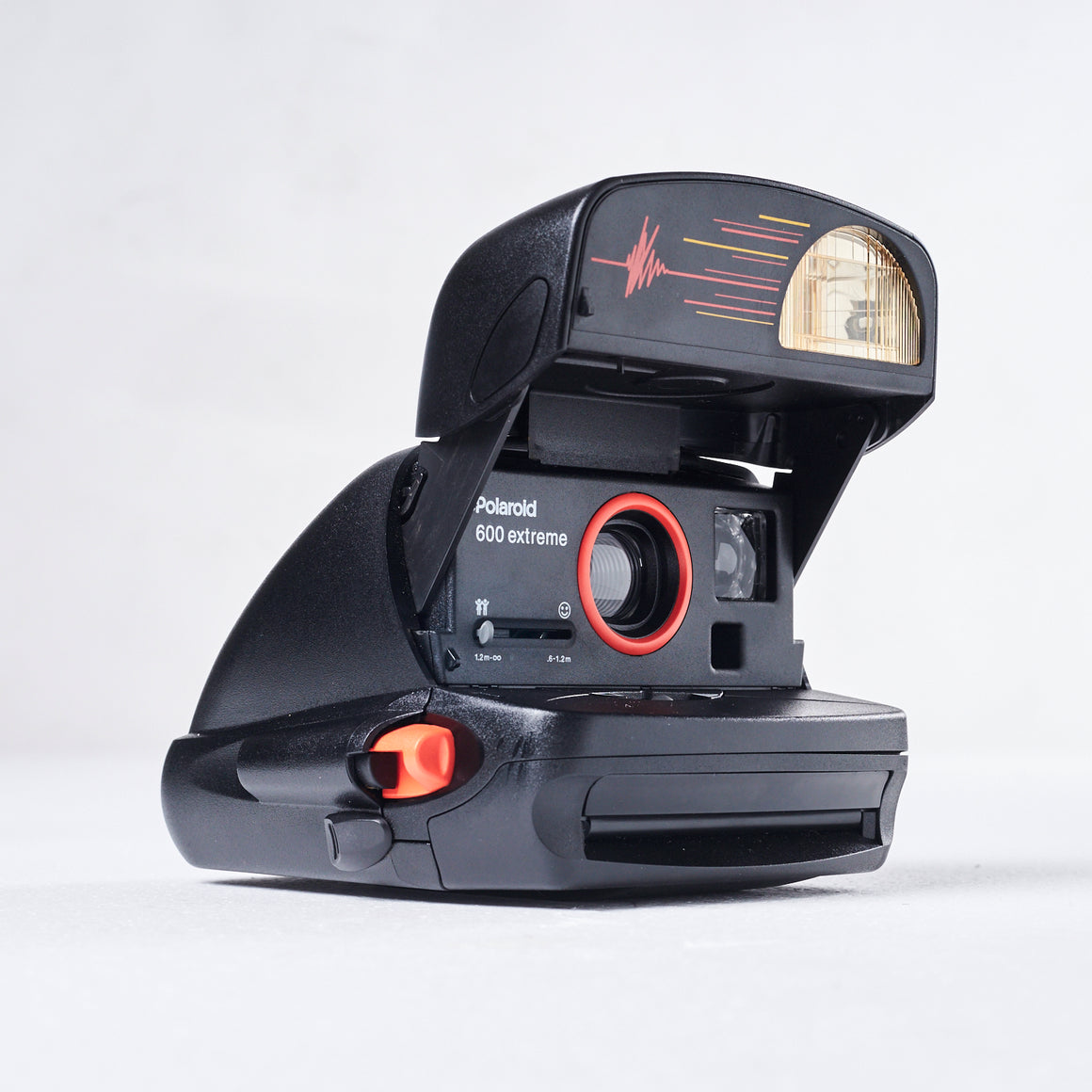 Polaroid 600 Extreme One Step Flash Instant Camera