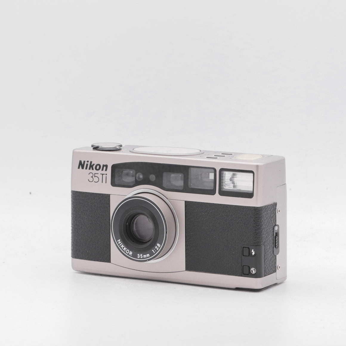 Nikon 35Ti Point And Shoot Camera