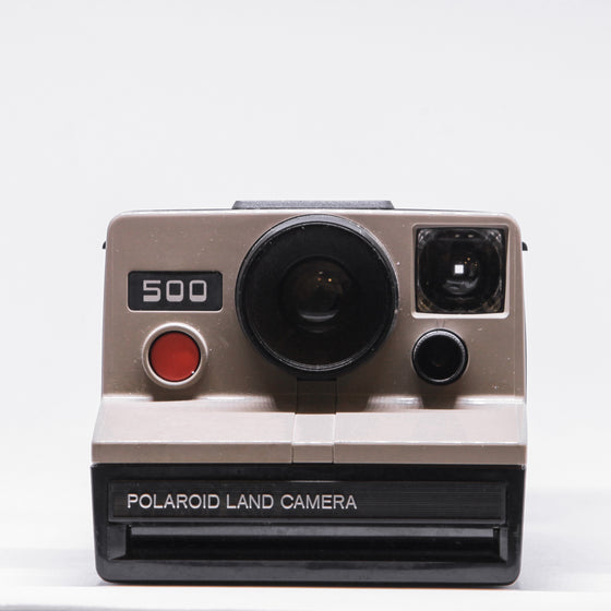 Polaroid Land Camera 500 Instant Camera