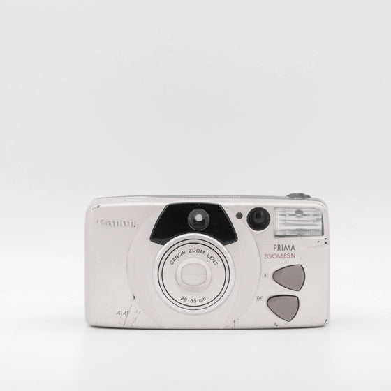 Canon PRIMA ZOOM85N Point and Shoot camera