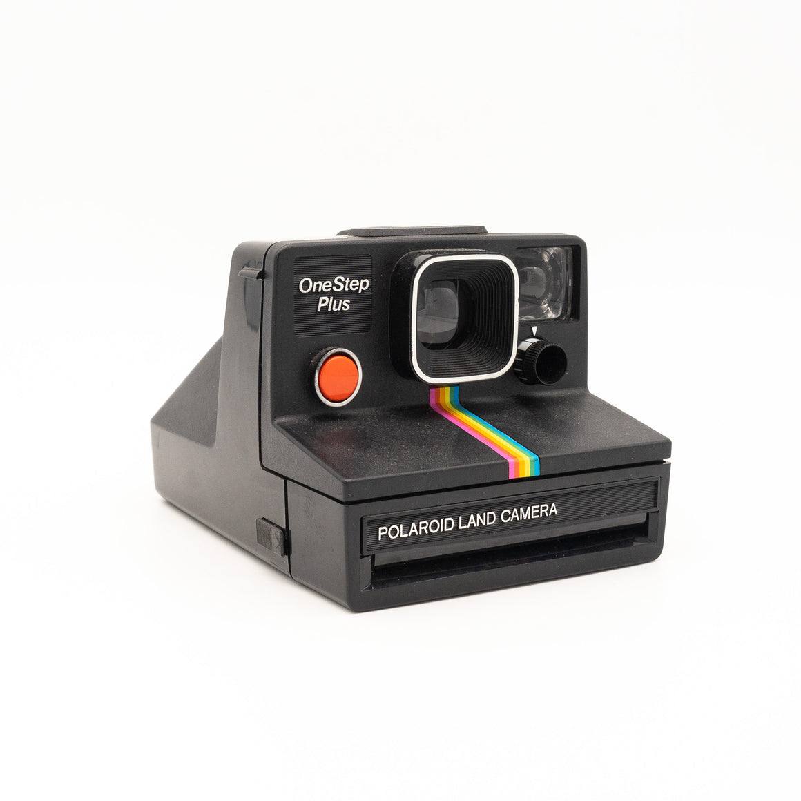 Polaroid Land Camera OneStep Plus (Black+Rainbow)