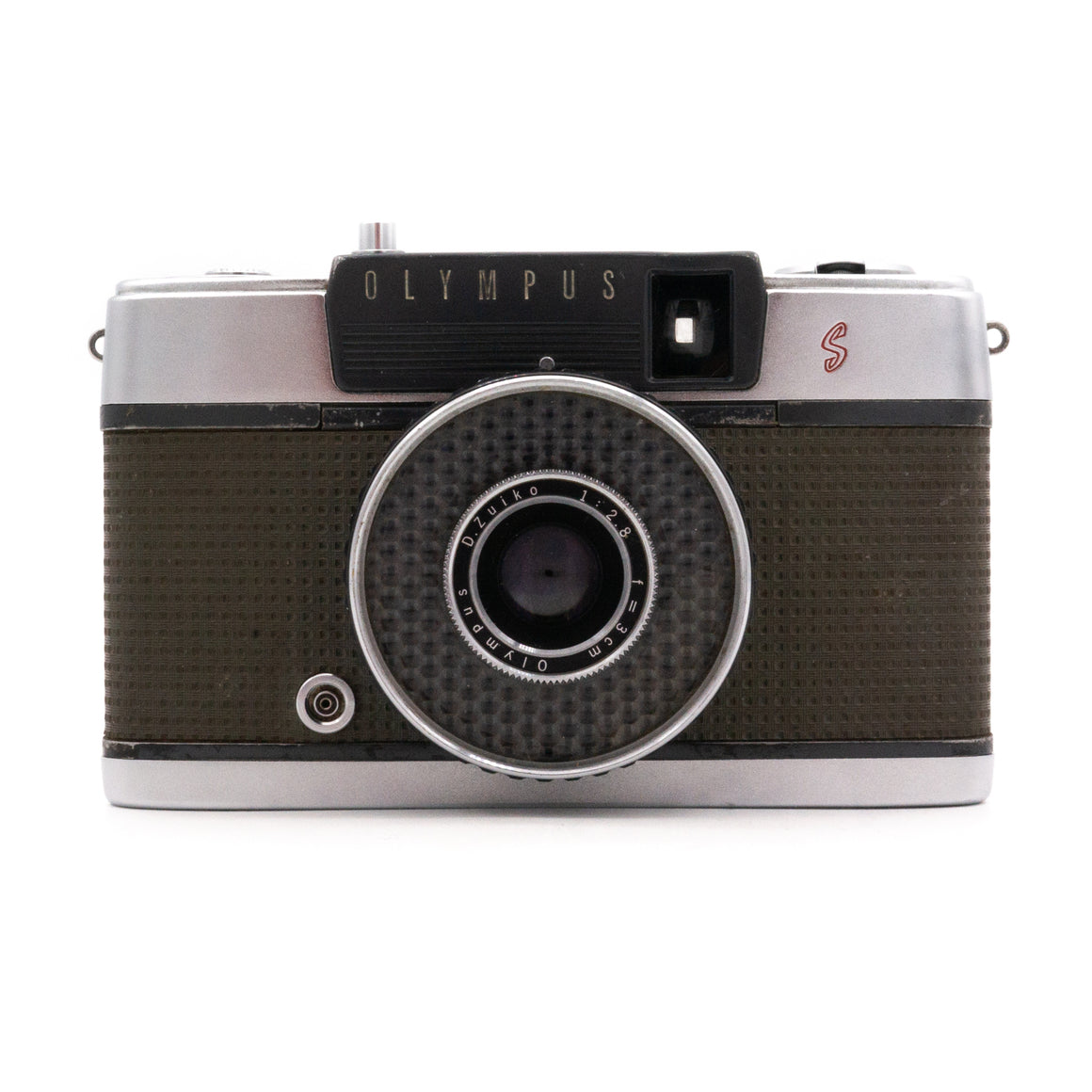 Olympus Pen-EE S Point & Shoot (Zone Focus) Camera with 30mm f/2.8 D. Zuiko Lens