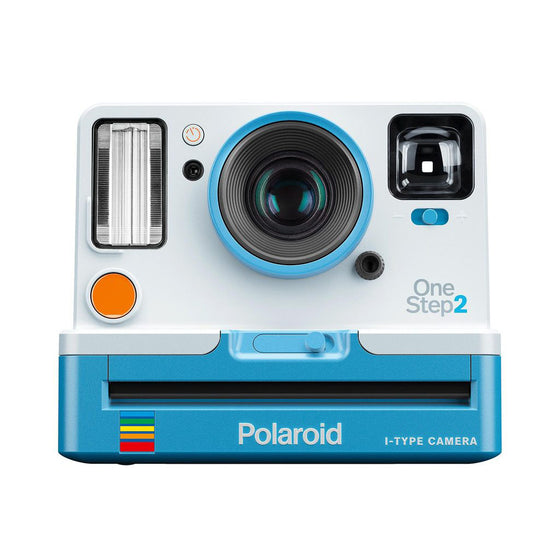 Polaroid OneStep2 Viewfinder i-Type Camera (Summer Blue) - FREE FILM PROMOTION